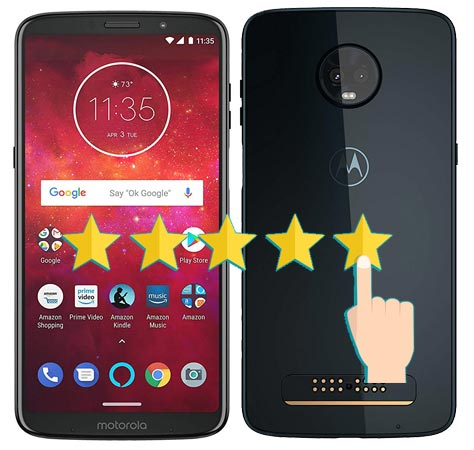 Moto Z3 Play Quick Review-A Mid-Range Flagship