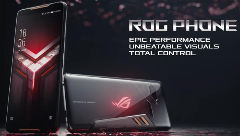 Asus ROG Phone Complete Official Specifications