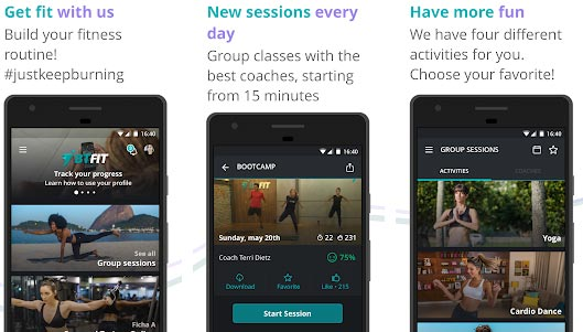 BTFIT-10 Essential Android Apps in this Summer 2018 Screenshot
