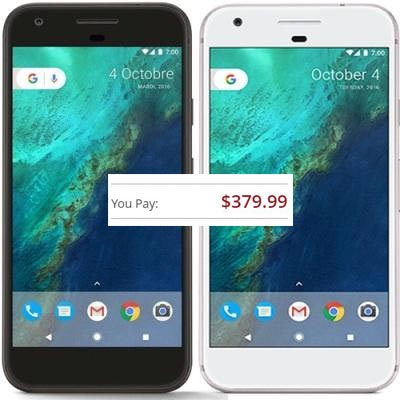 Google Pixel 128GB BH Photo Video Deal US Region USD 380