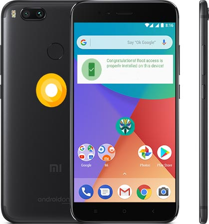 Root Xiaomi Mi A1 Oreo Install Official TWRP