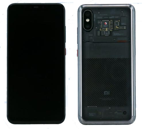 Xiaomi Mi 8 Explorer Edition Passes TENAA Will Release Soon