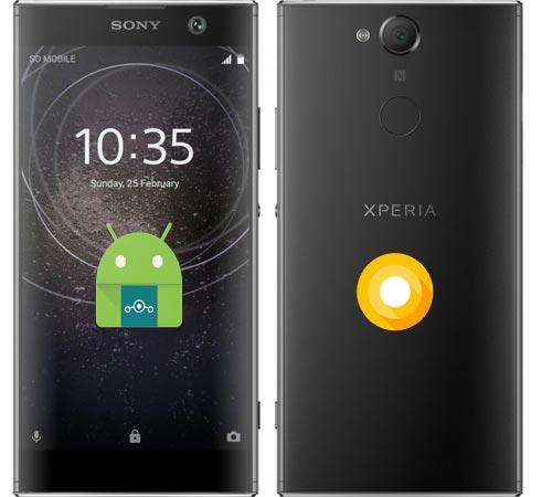 Sony Xperia XA2 Lineage Oreo Official ROM 15.1