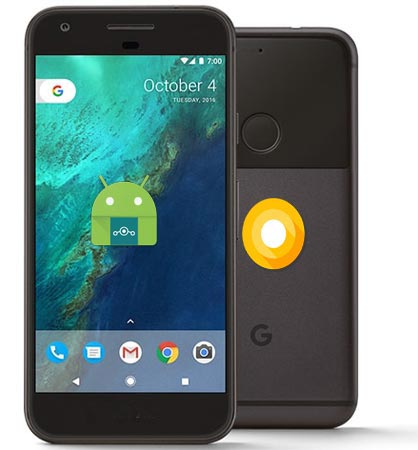 Google Pixel Lineage Oreo Official ROM 15.1