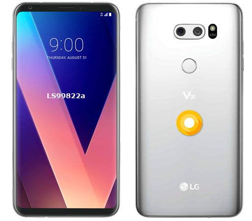 LG V30 Sprint USA LS998 August 2018 OTA LS99822a Update