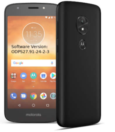 Moto E5 Play Verizon Wireless USA July 2018 OTA ODPS27.91-24-2-3
