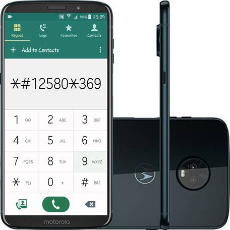 Motorola Moto Z3 Secret Codes