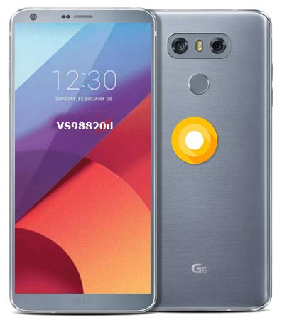 LG G6 Verizon VS98820d Update September 2018 Patch