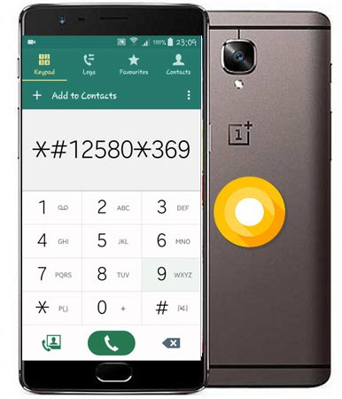 OnePlus 3T Hidden Secret Codes