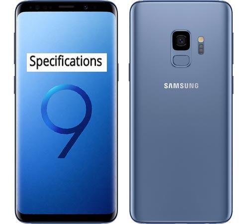 Samsung Galaxy S9 Specs and Model Number Details