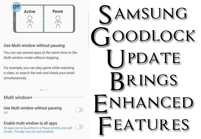 Samsung Good Lock Update Brings Enhanced Multi-Window Features