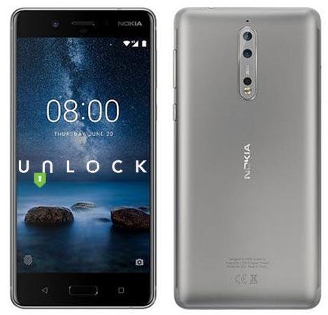 Unlock Bootloader Nokia 8 Devices