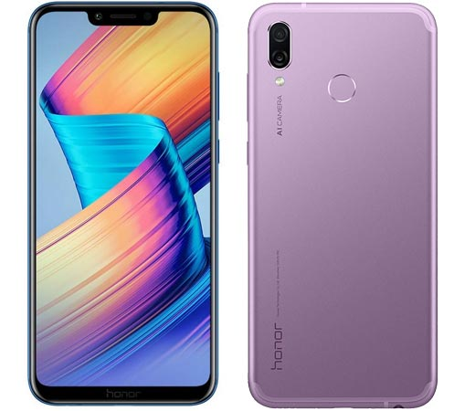 Huawei Honor Play Ultra Violet Available As an Amazon Exclusive With 4GB RAM and 64GB ROM