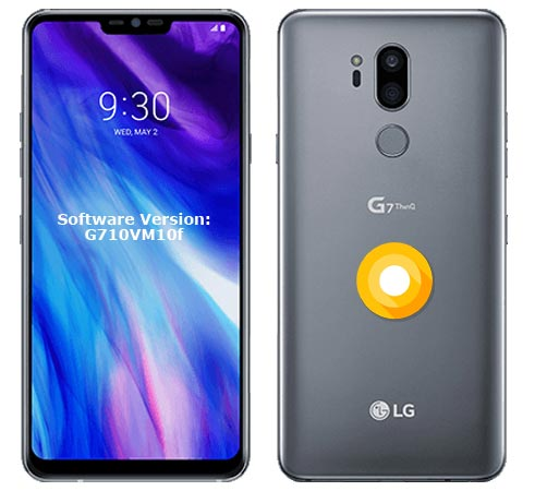 LG G7 ThinQ Verizon G710VM10f Update Brings Camera Update and September 2018 Patch