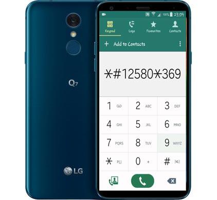LG Q7 Codes-Useful Checking Secret Hidden Codes