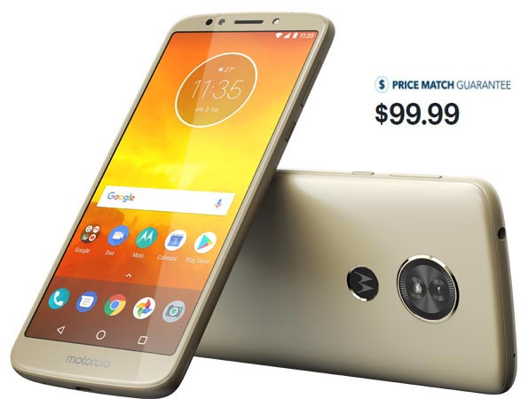Moto E5 Available in US Region For Just USD 100