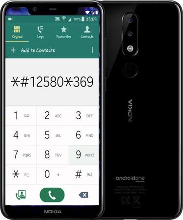 Nokia 5.1 Plus Codes-Useful Checking Secret Hidden Codes