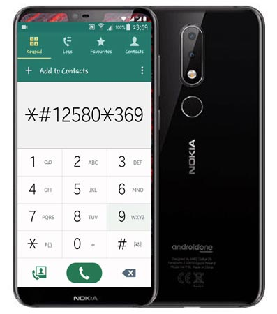 Nokia 6.1 Plus Codes-Useful Checking Secret Hidden Codes