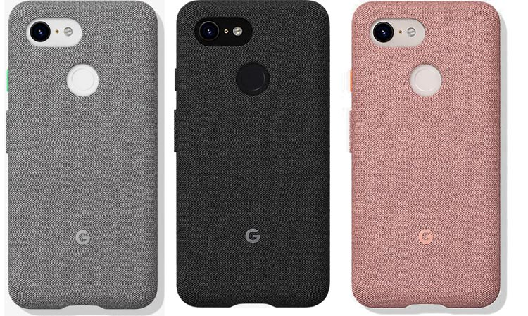 Google Pixel 3 and Pixel 3 XL Fabric Case Deal USD 31 At Verizon