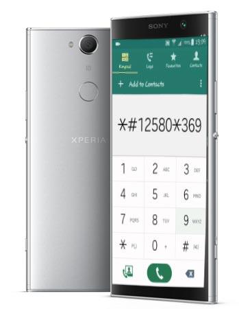 Sony Xperia XA2 Plus Codes-Useful Checking Secret Hidden Codes