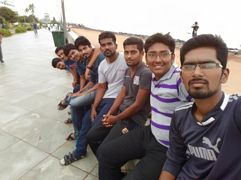 Android Infotech Team Members