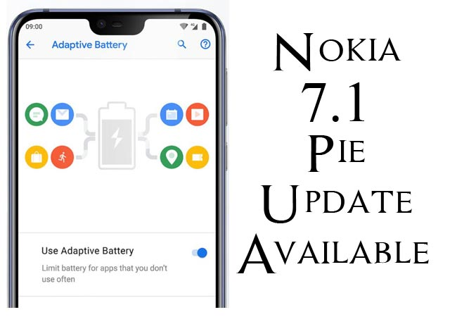 Nokia 7.1 Pie 9.0 Official Update Available That Brings Most Awaited Notch Support For Videos