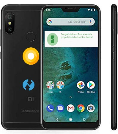 Root Xiaomi Mi A2 Lite Android One Oreo Install Official TWRP